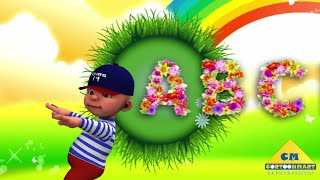 Flowers Van ABC Alphabet Songs for Children | Preschool  Nursery Rhymes | Children Song HD