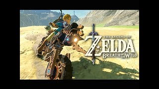 The Legend of Zelda Breath of the Wild  Expansion Pass Pack 2 The Champions' Ballad Trailer