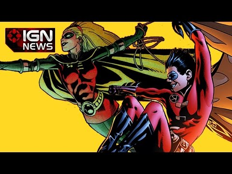 Is Robin in Batman v Superman? - IGN News
