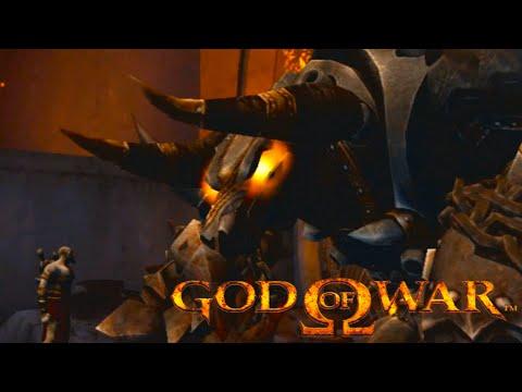 Gigantauro - God Of War 1 (16) video