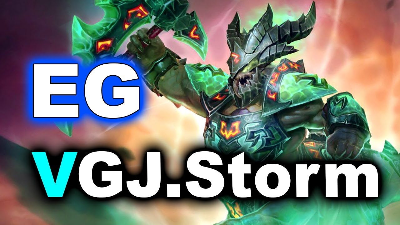 EG vs VGJ.Storm - NA GRAND FINAL - ESL MAJOR DOTA 2