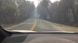 Mendocino County Communities Devastated By Wildfire