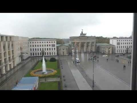 A tour of the Junior Suite of the legendary 5 star Hotel Adlon Kempinski in Berlin