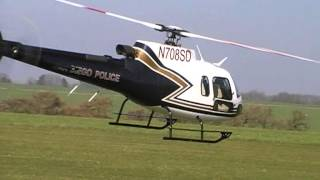 Roban AS350 Squirrel 9 March 2014