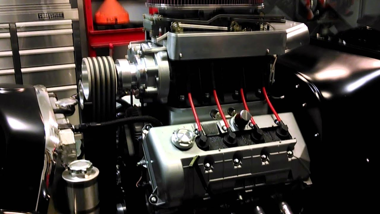 4.6 ford 671 blower - YouTube