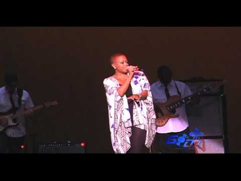 Chrisette Michele Monroe, La Go Dj TV