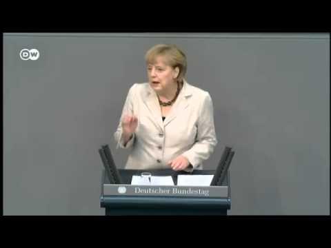 Меркель против Штайнбрюка: предвыборная дуэль в бунд