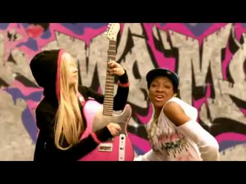 Avril Lavigne featuring Lil Mama  Girlfriend