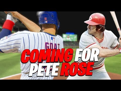 IM COMING FOR PETE ROSE! MLB The Show 19 | Road To The Show Gameplay #177