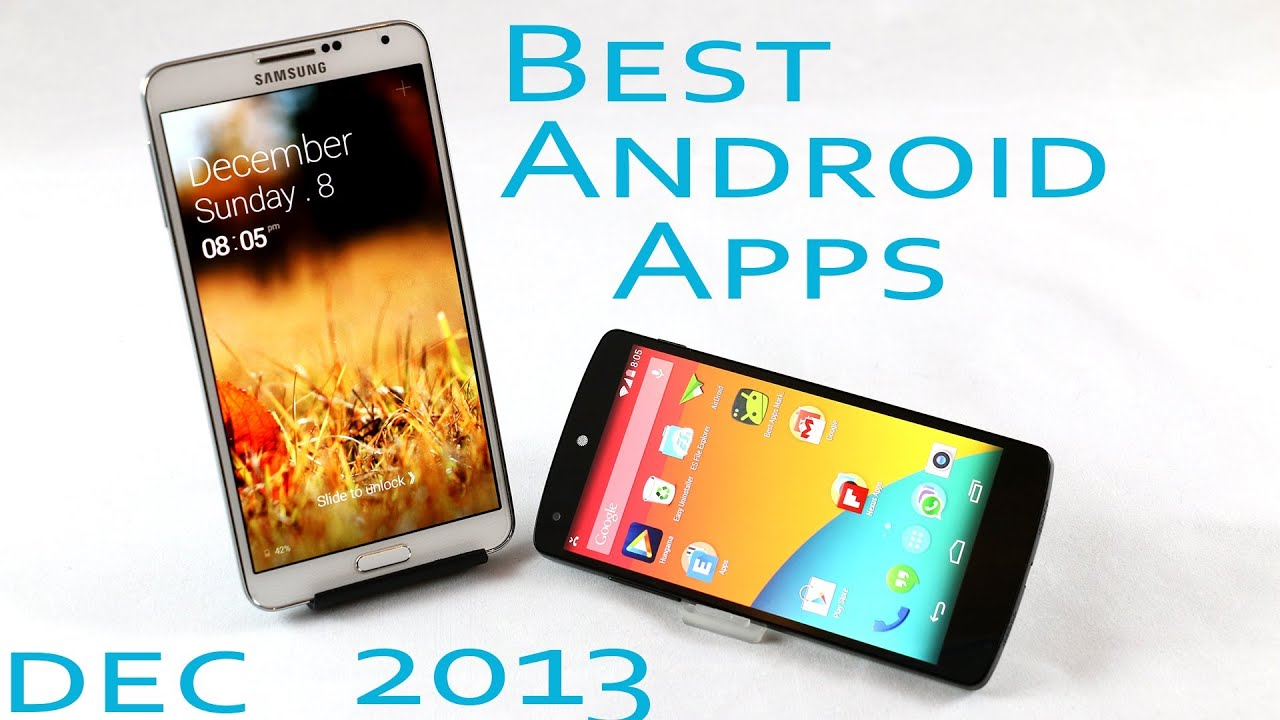 top android downloads 2013