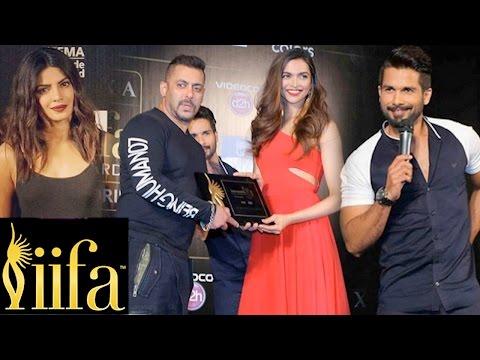 UNCUT EXCLUSIVE IIFA 2016 : Salman Khan, Deepika Padukone, Priyanka Chopra And Others