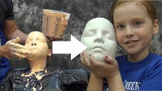 Lifecasting Tutorial: Accucast 590 Face Cast