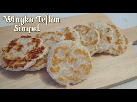 Resep Kue Paling Mudah Wingko Babat Menggunakan Teflon