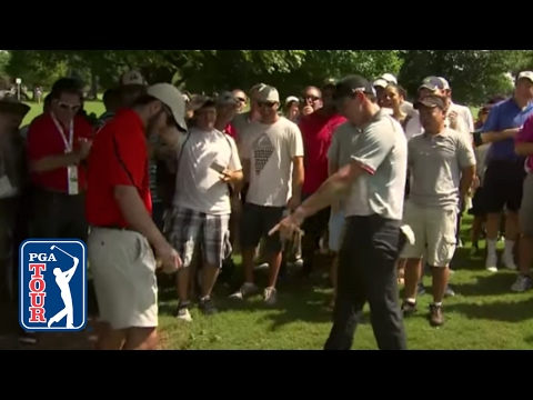 Rory McIlroys golf ball finds fans pocket at TOUR Championship...