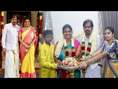 Actress Roja House Warming Ceremony Photos | MLA Roja | Tollywood Today