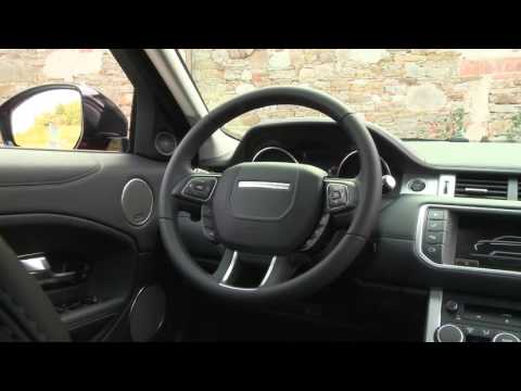 2016 Range Rover - Interior Design Trailer | AutoMotoTV