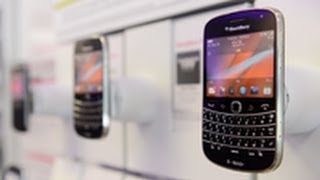 Yahoo CEO Marissa Mayer Disses Blackberry
