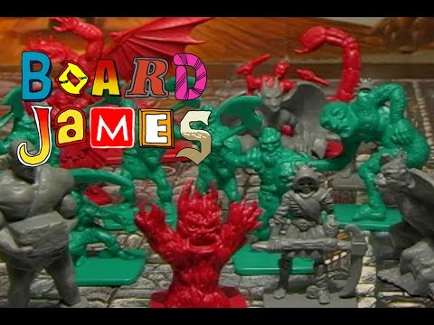 Board James: DragonStrike - Cinemassacre.com