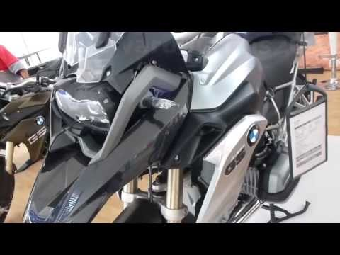 2014 Bmw R 1200 GS 2014 al 2015 video versión para Colombia