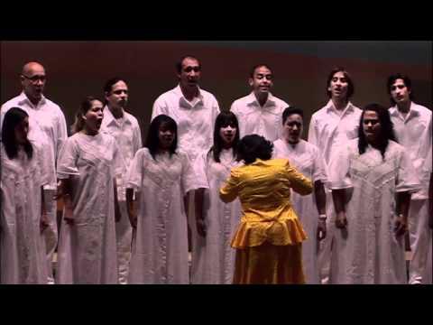 Leo Brouwer: Cantico de Celébración - Entrevoces , Havana, Cuba