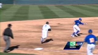 Bench-clearing brawl erupts at Sac State