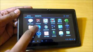 Aakash 2 tablet - Datawaind Ubislate 7Ci Review in Malayalam iKairali