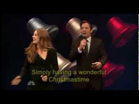 Amy Adams Interview & Karaoke (January 7th, 2010)