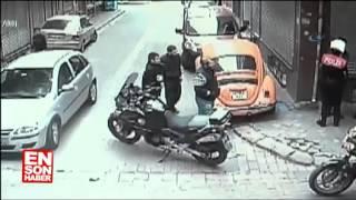 Telefon dolandırıcısı sahte polis, gerçeğine yakalandı