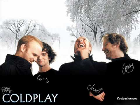 Hunting High and Low by Coldplay