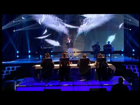 Daniel Kajmakoski (Robbie Williams - Angels) - X Factor Adria
