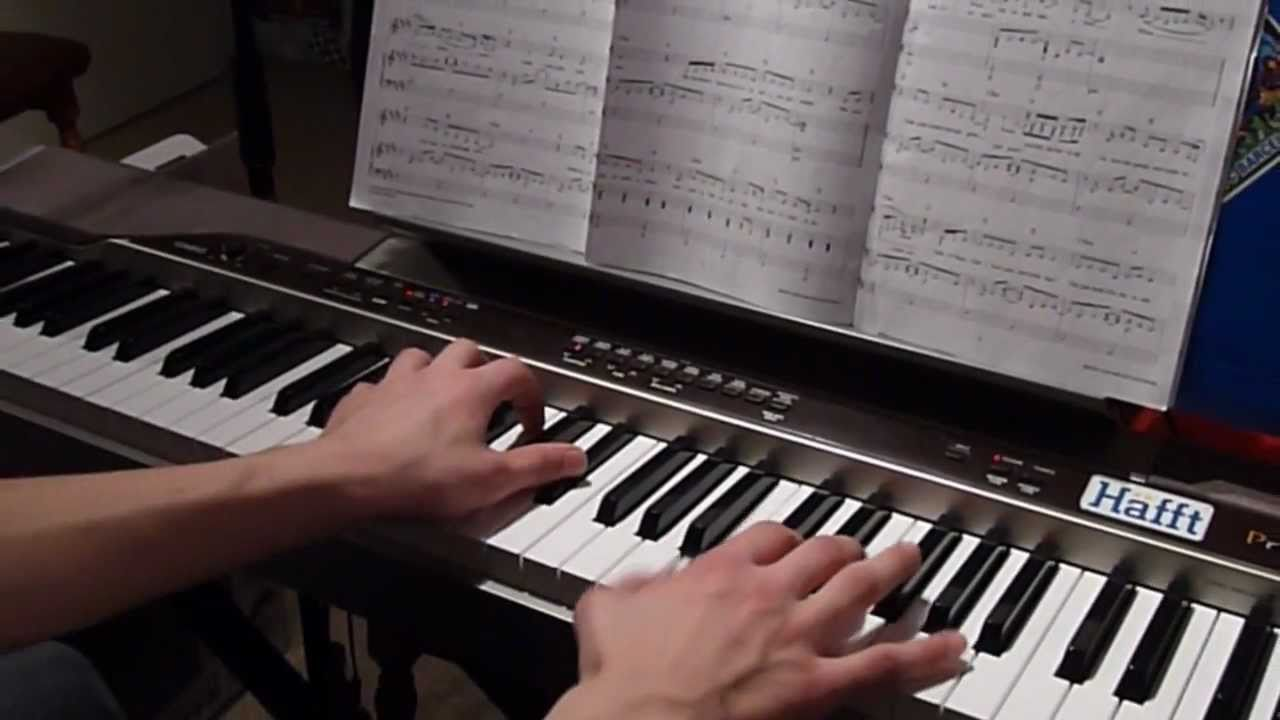 how to play take a bow on piano
