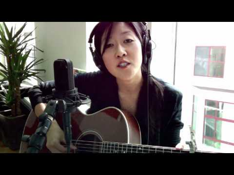 0 Charity single for Japan 月亮代表我的心 the moon represents my heart (cover by Cynthia Lin)