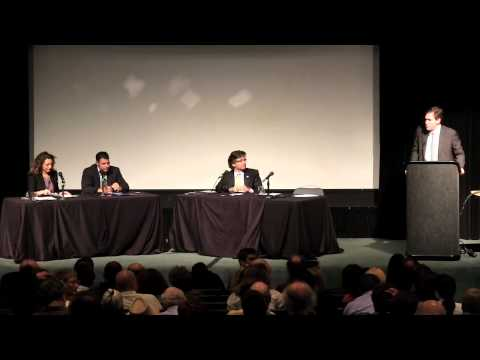 Rescuing Human Rights Panel at UCSD w/Bret Stephens, Brooke Goldstein, Zuhdi Jasser and Avi Bell