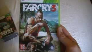 Unboxing Trilogie: Injustice, Metal Gear Rising Revengeance & Far Cry 3, deutsch