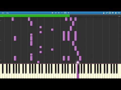 Flame - Naruto Shipuuden ED 29 (Piano Tutorial) [Synthesia]// DISH + Sheet Music