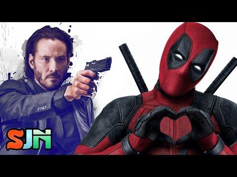 Deadpool 2: John Wick Director Confirmed To Helm