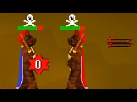 Red vs Blue: Runescape Classic Bronze Inter-Clan War