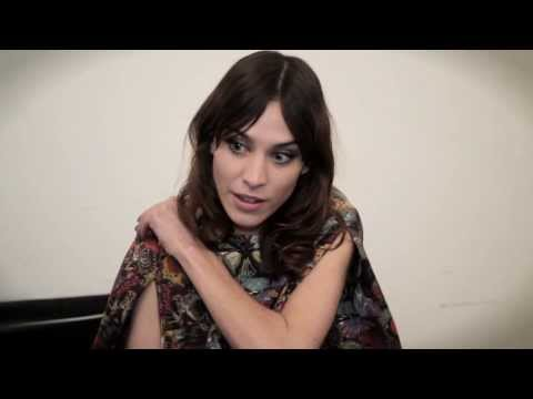 Alexa Chung On Judging The International Woolmark Prize I GRAZIA