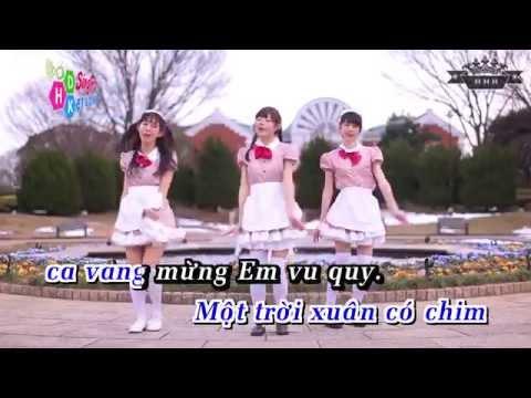 Con Buom Xuan Karaoke Remix