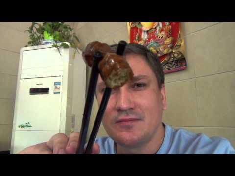 Куколки тутового шелкопряда и тухлые яйца (не блюйте) - Жизнь в Китае #44