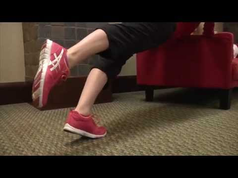 Red Couch Exercise - Push-Ups