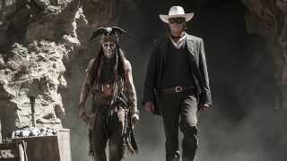 Lone Ranger 2013 - Hans Zimmer - William Tell Overture EDITED