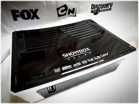ShowBox Sat HD Nova Atualização Versão 5.04 – 12/12/2014