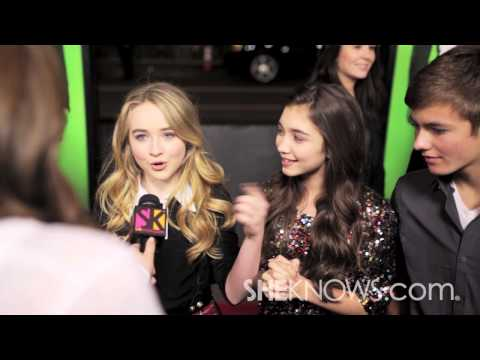 Interview with the Cast of Girl Meets World - SheKnows Goes to the Shows