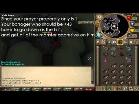 RuneScape – Lootshare guide for Summoning tanks/pures (At Rock Lobsters)