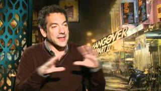 Todd Phillips -- The Hangover Part II Interview