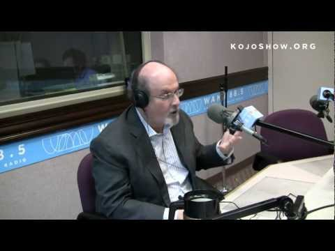 The Kojo Nnamdi Show: Salman Rushdie On Living Underground