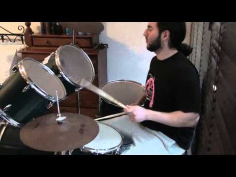 moody drummer lover (jlo im into you drum cover)