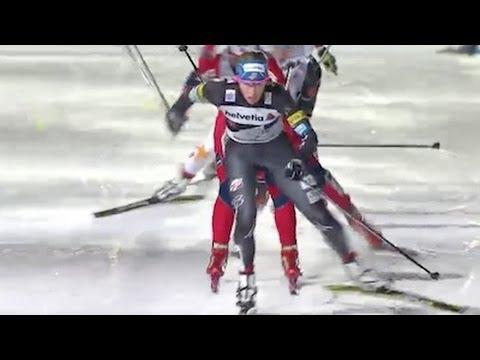 Kikkan Randall wins stage 3 of Tour de Ski - Universal Sports