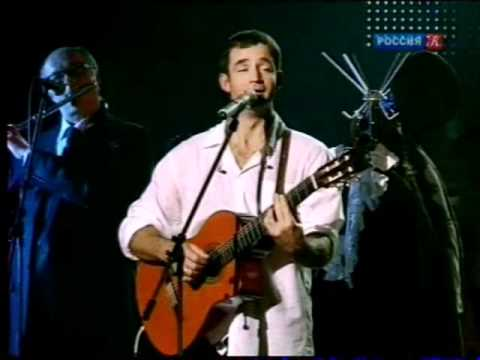 Зара и Дмитрий певцов - Белой акации грозди душистые